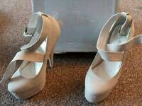 Belle Beaux Ladies Shoes Wedding Evening Wear