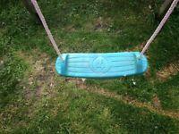 TP Wooden Single Swing