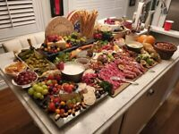 Good Grazes - Beautiful, delicious charcuterie boards & tables