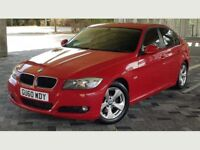 BMW 3 Series 2.0 320d EfficientDynamics Saloon 4dr Diesel Manual((6 MONTHS WARRANTY+1F KEEPER))