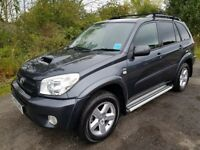 Toyota Rav 4 D4D *Diesel**4 Wheel Drive**Full Service History**Immaculate throughout**Must See!!