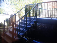 Decks and Fence