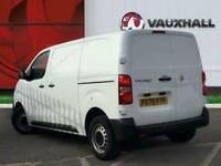 2020 Vauxhall Vivaro 2.0 Turbo D 3100 Edition Panel Van 5dr Diesel Manual L1 H1