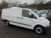 Mercedes-Benz Vito 110Cdi Van DIESEL MANUAL WHITE (2013)