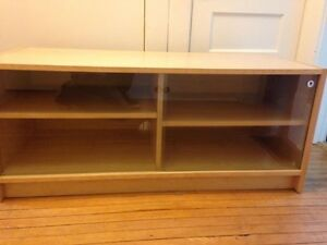 Almost New IKEA Tv Table Peterborough Peterborough Area image 1