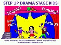 Drama Stage Kids by Step up creative classes
