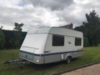 TEC 4 Berth Caravan 2005🔴