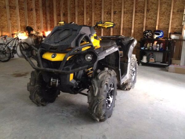 Used 2013 Can-Am XMR Outlander