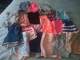 Girls 7-8 holiday clothes, as new, immaulate