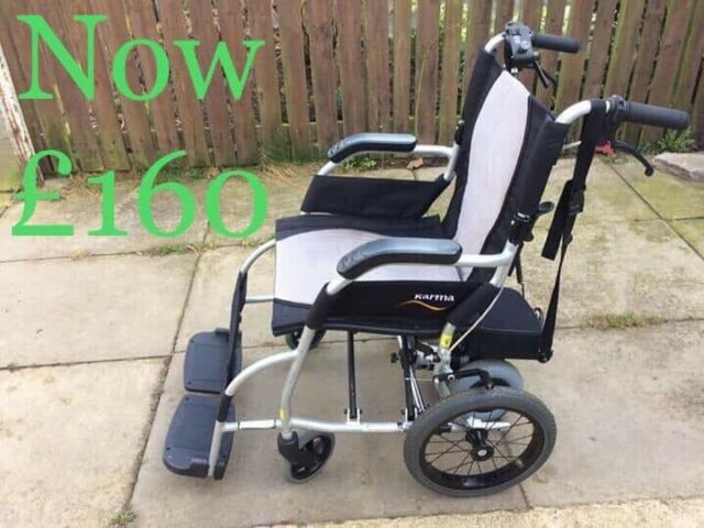 Karma Ergo Lite KM-2501 With Roma Medical Power Pack | in Peterlee, County  Durham | Gumtree