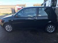 Seat Arosa 1.0s for sale. Black and good condition. Ideal first car.