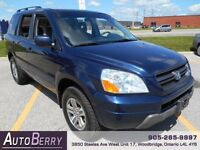 2004 Honda Pilot EX 4WD *** Certified and E-Tested *** $5,999