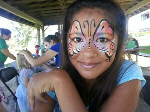 Professional Face Painter - and other party services Kingston Kingston Area image 2