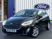 2017 Ford Fiesta 1.0t Ecoboost Zetec Hatchback 3dr Petrol Manual s/s 100 Ps Hatc