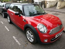 Mini Cooper 1.6d Chilli Pack