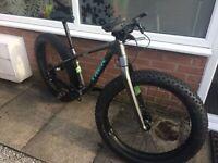 Trek Farley 9.6 carbon fat bike
