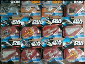 Hot Wheels Star Wars Vehicles Set of 12 £60