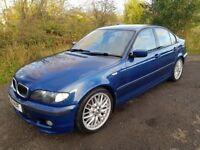 BARGAIN!!! E46 BMW 330D M-Sport Auto Saloon **12 MONTHS MOT**Clean & Tidy*New Tyres/Discs & Battery