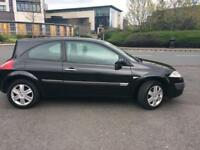 2008 Renault Megane 1.6 Dynamique Manual 3 Doors With 12 Month MOT PX Welcome