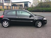 2008 Renault Megane 1.6 Dynamique Manual 3Doors With 12 Month MOT PX Welcome