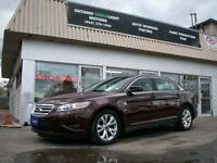 2010 Ford Taurus SEL,LOADED,CLEAN CARPROOF,SHOWROOM CONDITION