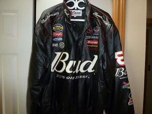 Men's Leather NASCAR Jacket London Ontario image 4