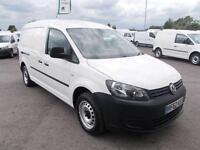 Volkswagen Caddy Maxi 1.6 Tdi 102Ps Van DIESEL MANUAL WHITE (2013)