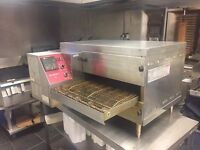 blodgett electric pizza oven single phase