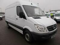 Mercedes-Benz Sprinter 3.5T Van DIESEL MANUAL WHITE (2012)