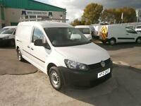 Volkswagen Caddy Maxi 1.6TDI 102ps DIESEL MANUAL WHITE (2012)