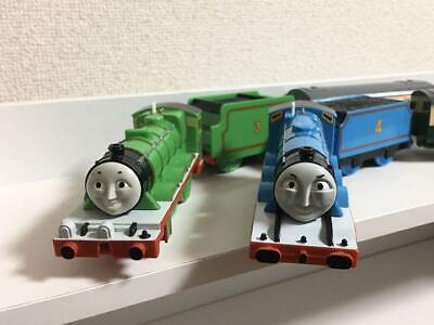 Tomy Plarail Thomas & Friends Series Gordon Henry Trackmaster Train Rare Working