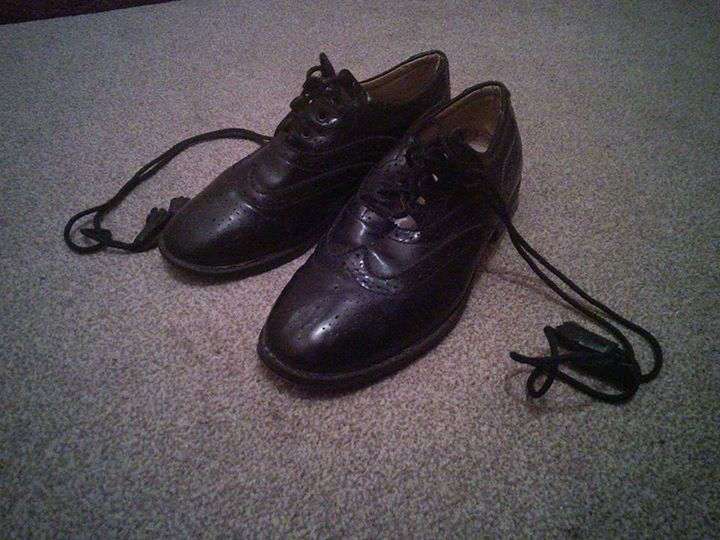 Ghillie Brogues size 6,5