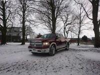 Dodge Ram,Laramie Crew Cab,5.7 hemi,4x4,401 hp