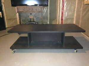 Coffee table / Entertainment stand