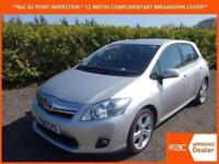2011 Toyota Auris 1.8 VVT-i HSD HYBRID AUTOMATIC T4 ONLY 54,000 MILES