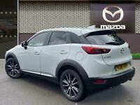 2018 Mazda CX-3 2.0 Skyactiv G Sport Nav Suv 5dr Petrol s/s 121 Ps Hatchback PET