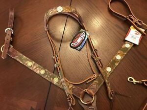 Weaver Backwoods Breast collar and Bridle