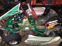 2016 Honda Tony Kart - Cadet Go-Kart - Race Ready (Age 8 - 12)