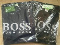 Hugo boss t shirts M L XL