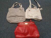 Selection of 3 Handbags