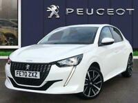 2020 Peugeot 208 1.2 Puretech Allure Premium Hatchback 5dr Petrol Eat s/s 100 Ps