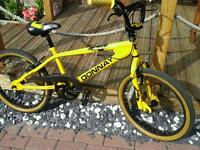 Donway bmx hardly used very very nice bike