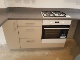 For sale electric oven and gas hob electrolux