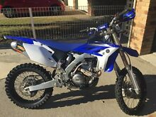 Yamaha WR 450 2012 Boyne Island Gladstone City Preview
