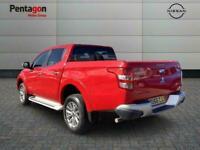 2018 Mitsubishi L200 2.4 Di D Dc Warrior Pickup 4dr Diesel Manual 4wd 178 Bhp PI