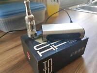E-cigg- INTU battery 80watt + nautilus mini 20ml tank Bargin
