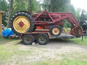 FOR SALE  1960 Cockshutt #30 Tractor