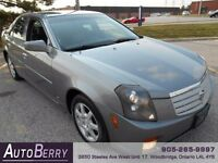 2006 Cadillac CTS 6 Speed *** Certified and E-Tested *** $5,499