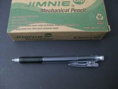 Zebra Jimnie Clip Mechanical Pencils