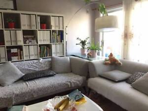 One bedroom of shared apartment